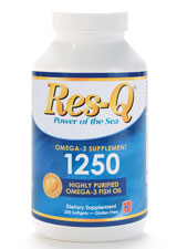 1250 Omega-3 Fish Oil