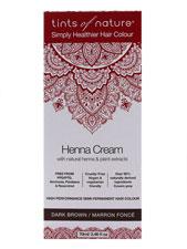 Henna Cream Hair Color