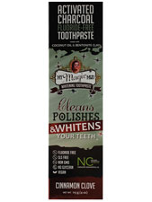 Whitening Toothpaste Cinnamon Clove