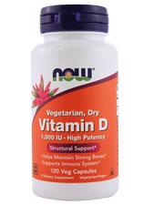 Vitamin D 1000 IU Vegetarian