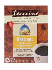 Organic Hazelnut Tea Bags