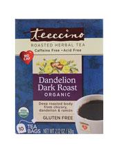 Dandelion Dark Roast Herbal Coffee