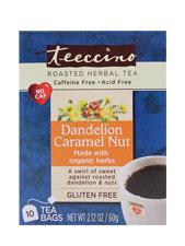 Dandelion Caramel Nut