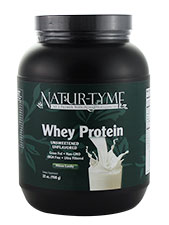 Whey Protein Unflavored