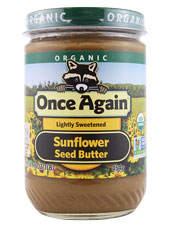 Sunflower Seed Nut Butter Organic