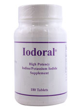 Optimox Iodoral 12.5 mg