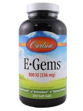 E-Gems Plus 800 IU
