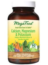 Calcium Magnesium & Potassium