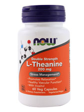 Double Strength L-Theanine 200 MG