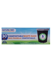 Compostable Bag 3 Gallon