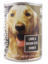 Dog Food Adult Lamb/ Brown Rice