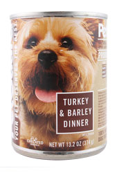 Dog Food Turkey & Barley Adult