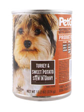 Dog Food Turkey Sweet Potato Dinner