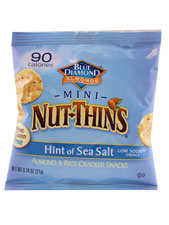 Mini Nut Thins - Sea Salt