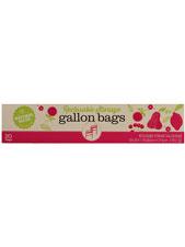 Reclosable Gallon Size Storage Bags