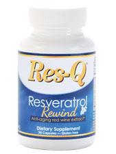 Resveratrol Rewind