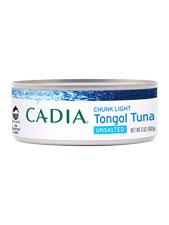 No Salt Chunk Light Tongol Tuna