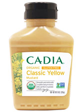 Organic Classic Yellow Mustard