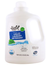 Free & Clear Liquid Laundry Detergent