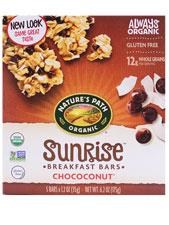 Granola Bar Choconut Chip Organic