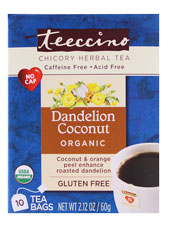 Dandelion Coconut