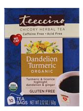 Dandelion Turmeric