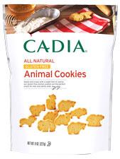 Gluten Free Animal Cookies