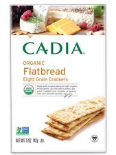 Organic Flatbread 8 Grain Cracker