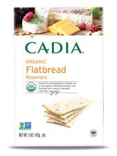 Rosemary Flatbread Cracker