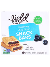 Organic Blueberry Snack Bar