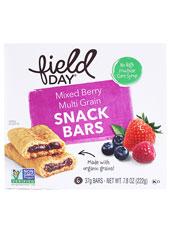 Organic Mixed Berry Snack Bar