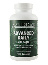 Advanced Daily With CoQ10