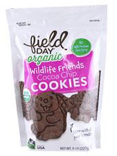 Chocolate Animal Cookie