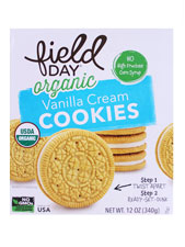 Vanilla Cream Cookie