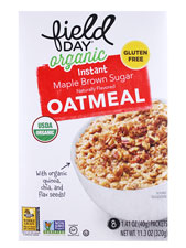 Maple Instant Oatmeal