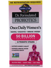 Dr. Formulated Probiotics Once Daily Women's