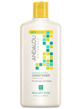 Sunflower & Citrus Conditioner Brilliant Shine