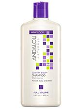 Lavender & Biotin Shampoo Full Volume