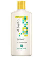 Sunflower & Citrus Shampoo Brilliant Shine