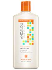 Argan Oil & Shea Shampoo Moisture Rich