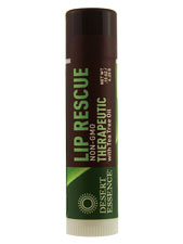 Lip Rescue with Eco-Harvest Tea Tree Oil