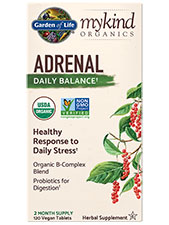 MyKind Organics Adrenal