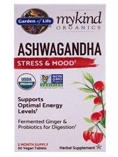 MyKind Organics Ashwagandha