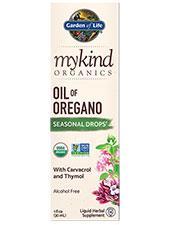 MyKind Organic Oil of Oregano Seasonal Drops