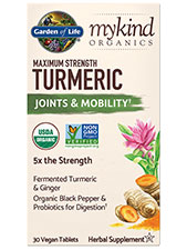 MyKind Organics Maximum Strength Turmeric