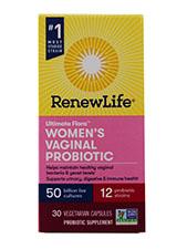 Ultimate Flora Women's Vaginal Probiotic