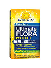 Extra Care Ultimate Flora 50 Billion Go Pack