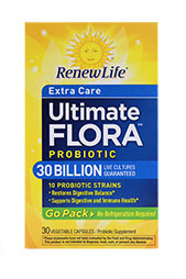 Extra Care Ultimate Flora 30 Billion Go Pack