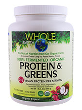 Fermented Organic Protein & Green Tropical