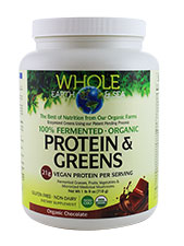 Fermented Organic Proteins & Greens Chocolate